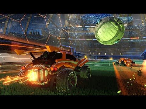 Trailer de Rocket League