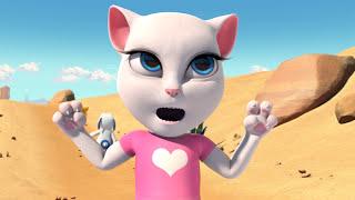 El hombre y la Luna - Talking Tom and Friends (Episodio 10 - Temporada 1)