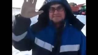 Работа на Севере! Зимник Коротчаево-Ванкор Март2018