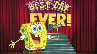 Spongebob Squarepants The Best Day Ever