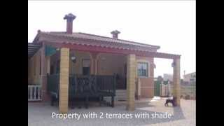 preview picture of video 'Country property for sale near Dolores Spain ref DOL HTH video'