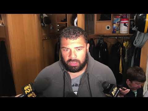 Steelers DL Cam Heyward 10/21/19 | Steelers Now