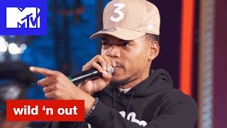 'Chance the Rapper & Nick Cannon Face Off In An Epic Battle' Official Sneak Peek | Wild 'N Out | MTV