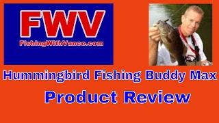 Эхолот humminbird fishin buddy max di fb-maxdi