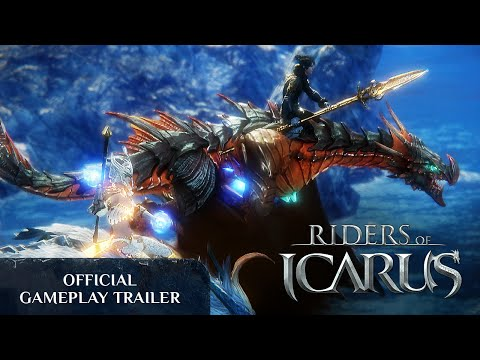 Riders of Icarus Official Gameplay Trailer thumbnail