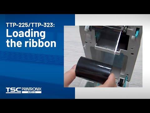 TSC TTP 323 Barcode Printer