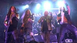 Dirkschneider - Protectors of Terror - Ostrava 2017 Garage club