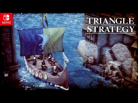 Project Triangle Strategy : TGS Trailer