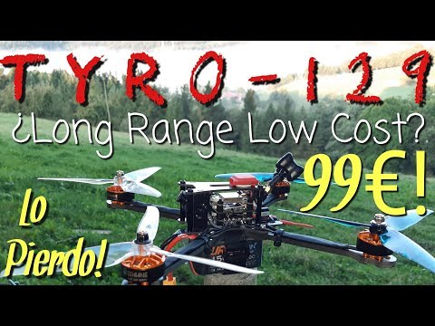 Tyro129: Long Range Low Cost