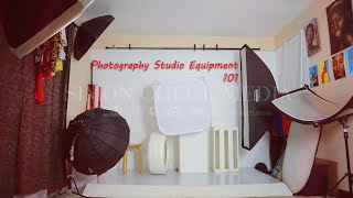 LWLP EP 31 - Home Studio 101; Introduction To Photography Studios & Equipment From Space To Lights