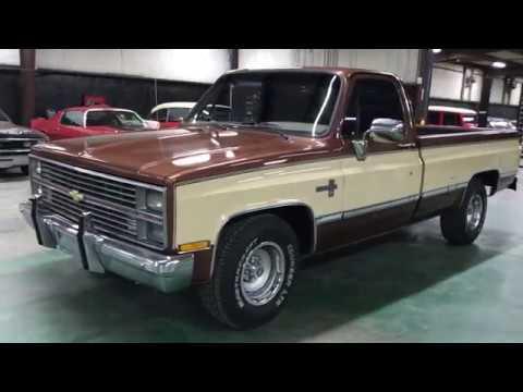 Video of 1983 Chevrolet C/K 10 - $9,500.00 - QB30