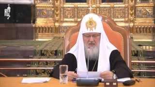 Патриарх о должном поведении христианина в интернете