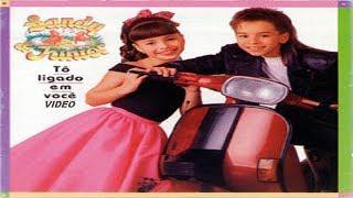 Sandy & Junior  Tô Ligado Em Você No Criança Esperança  {1994}