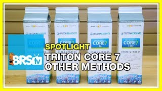 Spotlight on Triton Core7 Reef Supplements for Other Methods | BRStv