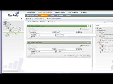 2.27 Hands on ROI Reporting | Marketo Training Course ... - YouTube