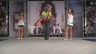 Gaia & Luna 'Give It Up' live a Miss Italia 2009