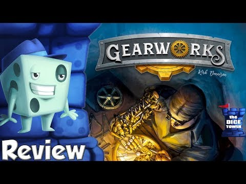 Gearworks Review - with Tom Vasel