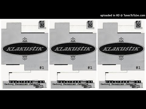Kla Project - Klakustik #1 (1996) Full Album - Hary Nanda