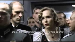 Hitler's random rant.