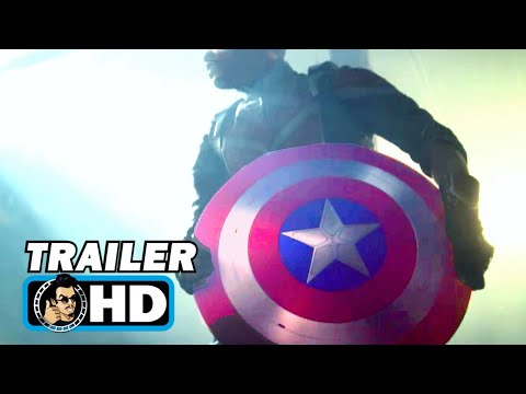 THE FALCON AND THE WINTER SOLDIER Final Trailer | NEW (2021) Marvel