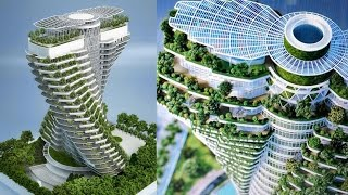 Most AMAZING Skyscrapers In The World!