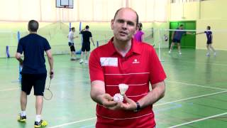preview picture of video 'VOtv Le badminton à Taverny'