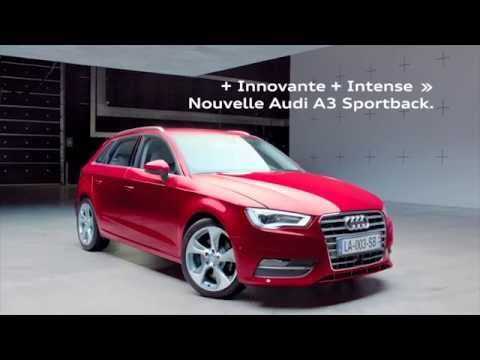 Audi A3 sportback by Dual Corps Activities