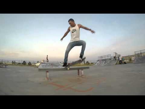 Lubbock Frankford Skatepark Edit