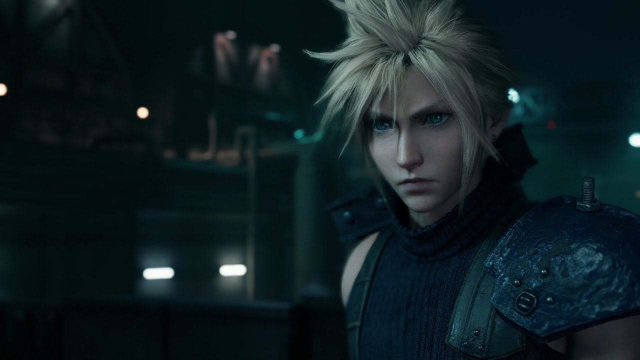 Video FINAL FANTASY® VII REMAKE - DELUXE EDITION [PS4]