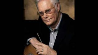 All I Have To Offer You Is Me- George Jones (& Lyrics)