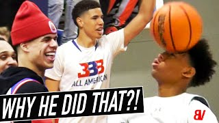 WHY HE DID THAT: FAILS, Missed Dunks, Bloopers, Scary Moments & More (Part 1?)