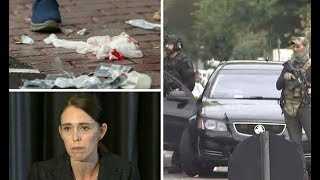 New Zealand Mosque Terror Attack - Terror Attack On Bangladesh Cricket Team In Christchurch NZ
