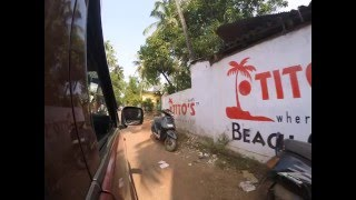 2015-11-13 A drive to Arambol & Ashvem Beaches