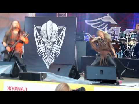 FSF2017 - Аркона (выход на сцену)