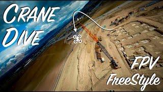 Crane Dive FPV Freestyle