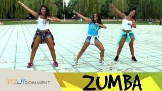 Zumba fitness chorégraphie : Daddy Yankee - La Máquina De Baile