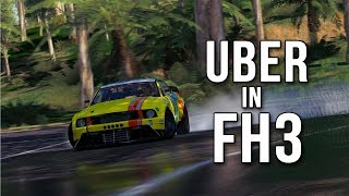What Uber Would Be In FH3