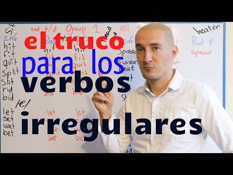 VERBOS IRREGULARES Más Fácil Imposible LESSON 31 Mp3
