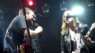 Eric Church - That's Damn Rock & Roll (ft. Lzzy Hale) - Live - SAP Center, San Jose, CA