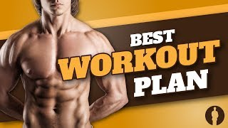 BEST WORKOUT PLAN For Iconic Men. Motivating Training Routines Best Suited For Fast Results