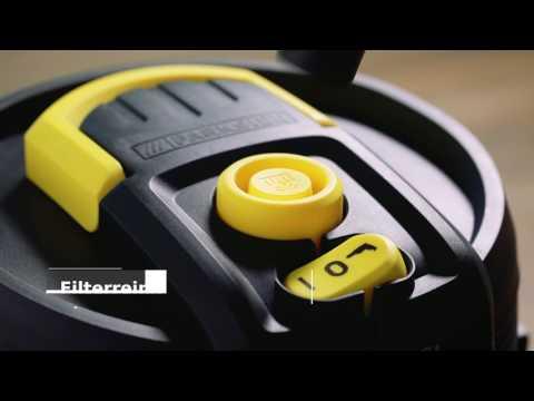 Produktvideo | Parkside Nass-und Trockensauger PNTS 1500 C4 | Lidl lohnt sich