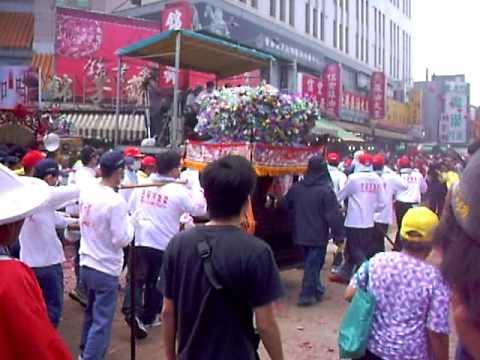 2007年 三媽 出廟 農曆三月十九 北港迎媽祖 - 北港迎媽祖