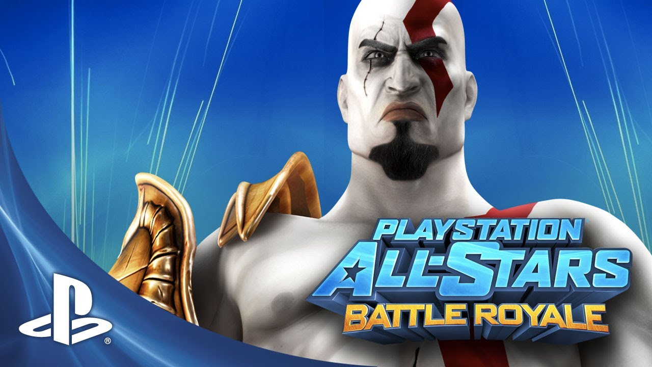 PlayStation All-Stars: Kratos and Radec Strategy Videos