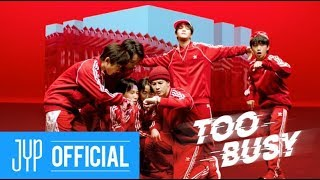 "BOY STORY ""Too Busy (Feat. Jackson Wang(王嘉尔))"" MV"