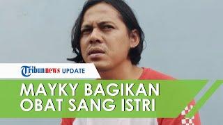 Sumbangkan Obat Ria Irawan ke Penderita Kanker, Mayky Wongkar: Saya Bagikan ke RSCM