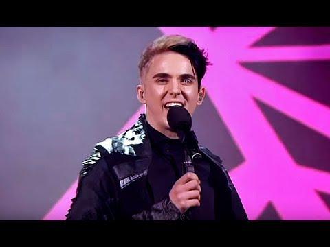 MELOVIN - Wonder. Евровидение 2017. Третий полуфинал