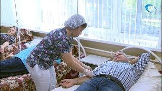 В Госпитале ветеранов войн начал работу дневной стационар
