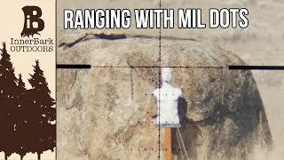 Ranging with Mil Dots: Math for Long Range Shooting