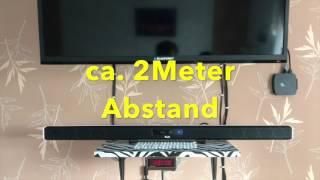 Cinebar 11 (2.1) Sound-Test!!! DJ BIG MAIK (4K)