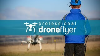 Professional drone flyer